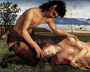 The Death of Procris