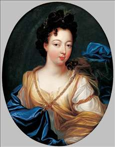 Portrait of the Duchess of Modena