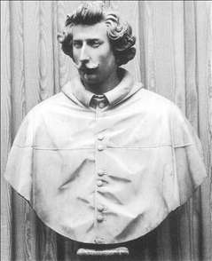 Bust of Cardinal Antonio Barberini