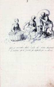 Treatise on Silk Culture and Manufacture (Series of Thirteen Drawings, No. 3)