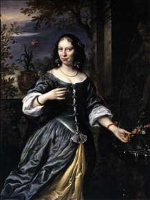 Portrait of Margaretha Tulp