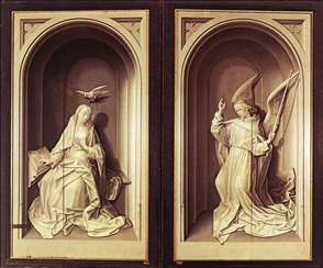 Portinari Triptych (closed)