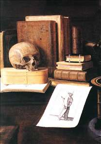The Great Vanity Still-life