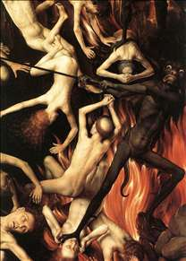 Last Judgment Triptych