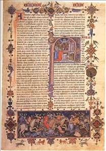 Bible of Matteo di Planisio