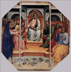 Scenes from the Life of Christ (5)