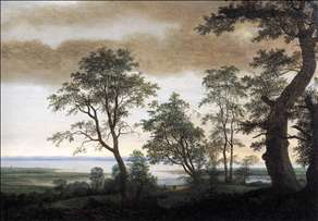 Landscape with Estuary