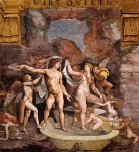 Venus and Mars Bathing