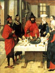 The Feast of the Passover