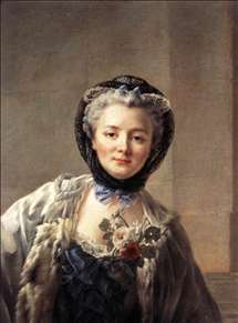 Madame Drouais, Wife of the Artist