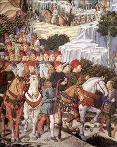 Procession of the Youngest King