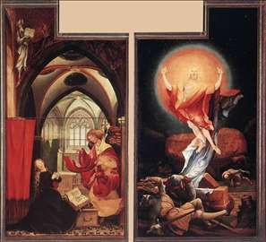 Annunciation and Resurrection