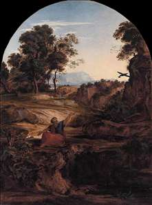 Elijah in the Wilderness