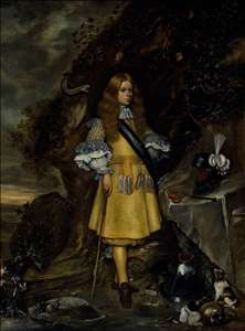 Memorial Portrait of Moses ter Borch