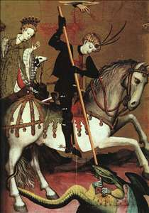 Retable of St George