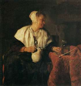 The Tippler (The Wine Drinker)