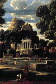 Landscape with the Gathering of the Ashes of Phocion