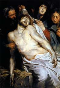 Lamentation (Christ on the Straw)