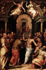 Incredulity of St Thomas