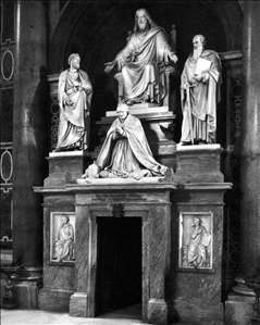 Monument of Pius VIII