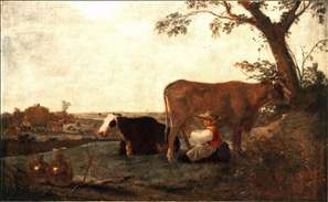 The Dairy Maid