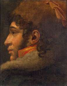 Portrait of Joachim Murat