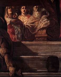 The Presentation of Christ in the Temple (detail)