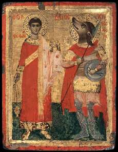 Sts Stephen and Christopher