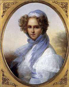 Presumed Portrait of Miss Kinsoen.