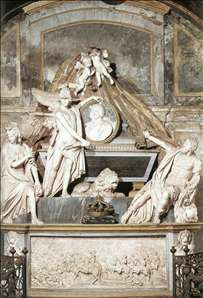 Tomb of Carlo Emanuele III