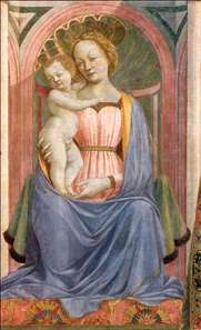 The Madonna and Child with Saints