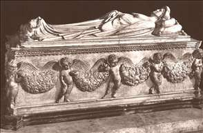 Tomb of Ilaria del Carretto