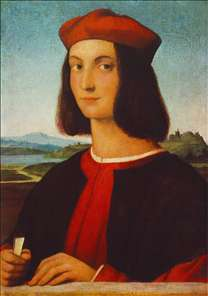 Portrait of Pietro Bembo