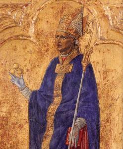 St Nicholas of Bari (detail)