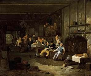 Interior of an Inn