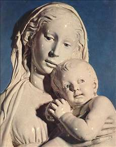 Madonna of the Apple