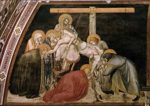 Deposition of Christ from the Tomb