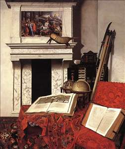 Still-life with Rarities