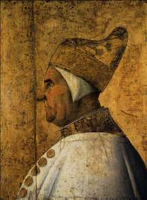 Portrait of Doge Giovanni Mocenigo