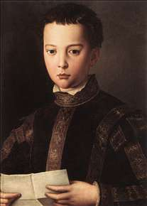 Portrait of Francesco I de' Medici
