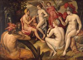 The Judgment of Paris