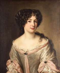 Portrait of Maria Mancini