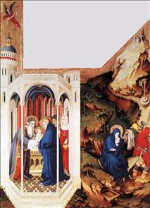 Presentation in the Temple and Flight to Egypt