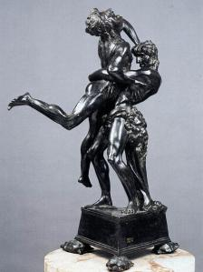 Hercules and Anteus