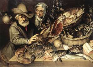 The Fishmonger's Shop
