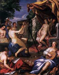 Allegory of the Arts