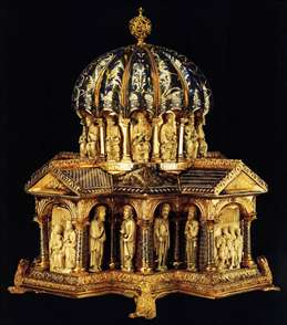 Domed Head Reliquary