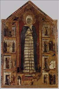 Story of St Margaret of Cortona