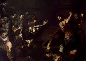 Expulsion of the Money-Changers from the Temple
