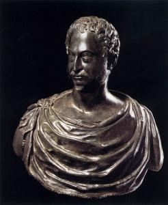 Bust of Ottavio Farnese